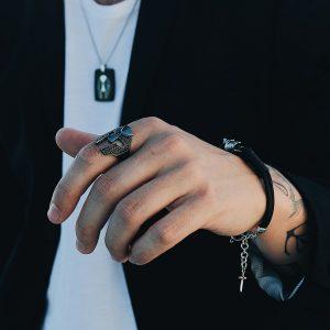 Fighter Cord Bracelet