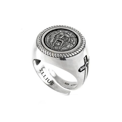 Mouth of The Truth Ring