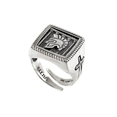 Square Ring Gladiator