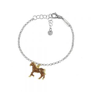 Bracciale Charm Cavallo