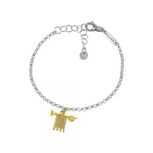 Clarion Charm Bracelet