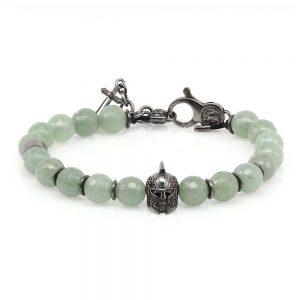 Avventurine Gladiator Bracelet