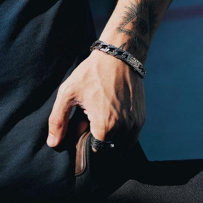 Photo Worn Opus Soft Bracelet