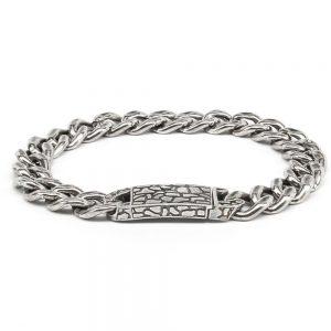Opus Hammered Bracelet