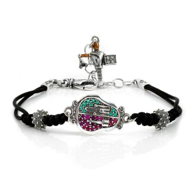 Porta Crucifera Luxury Bracelet