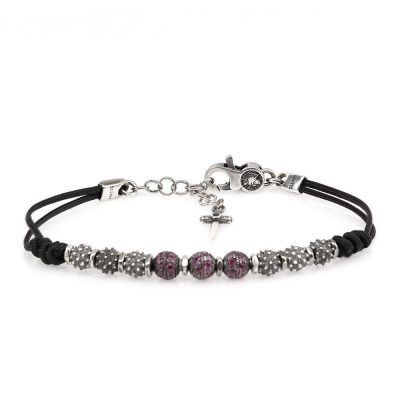 Lunar Star Bracelet Stones Ruby