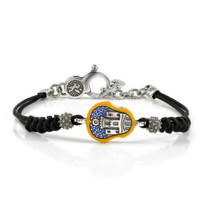 Porta Santo Spirito Bracelet Stones and Enamel