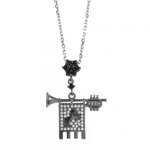 Clarion of the Musicians Necklace