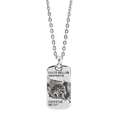 Latin Sentence Necklace