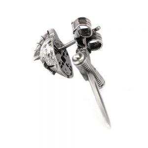Gladiator Armor Earring
