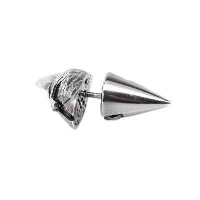 Helmet Gladiator Cone Earring Back
