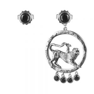 Chimera Asymmetrical Earrings