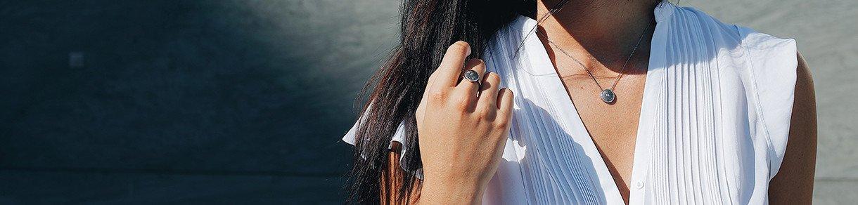 Gioielli donna artigianali in argento