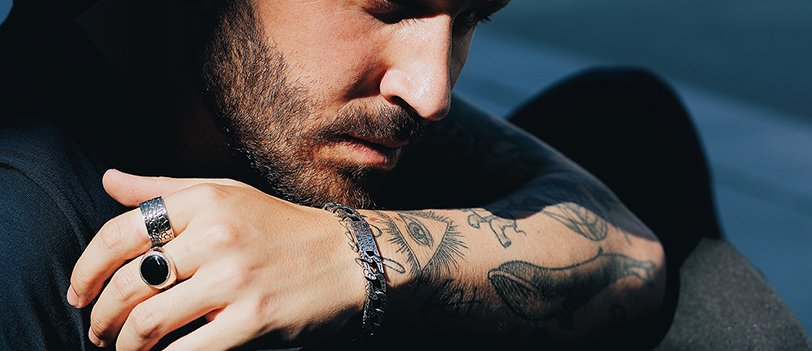 Men Collection Ellius Jewelry