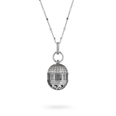 Dome of St.Antonio in Padova Necklace