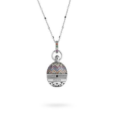 Dome of St.Paolo in Olbia Necklace