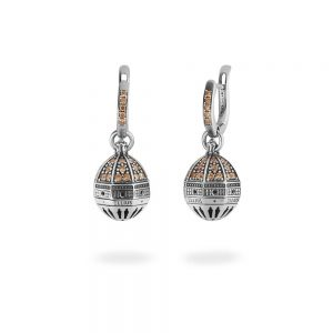 Brunelleschi's Dome Earrings | Florence