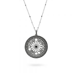 Rose Window Necklace S. M. Annunziata | Otranto