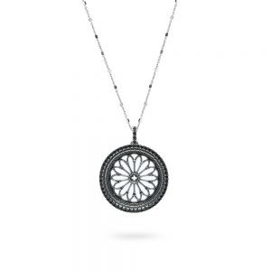 Rose Window Necklace S. Mauro | Sorgono