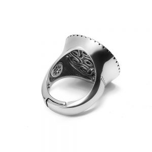 Mosque of Mecca Rose Window Ring