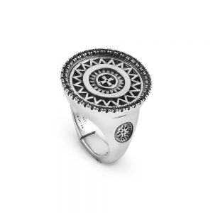 St. Maria Assunta Pisa Rose Window Ring