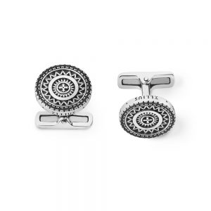 St. Maria Assunta Pisa Rose Window Cufflinks