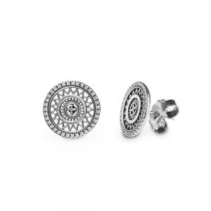 S. Maria Assunta Pisa Rose Window Earrings