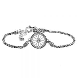 Rose window bracelet San Vigilio | Trento