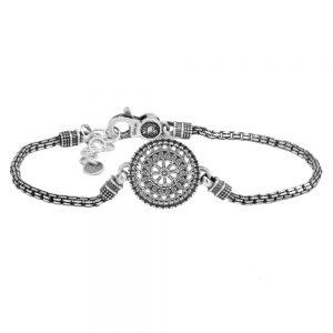 Rose window bracelet S. Pietro | Viterbo