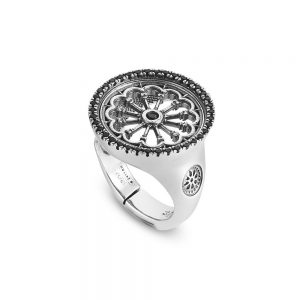 Rose Window Ring Maria S.S Assunta | Reggio Calabria