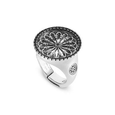 anello-rosone-duomo-monza-donna-gioielli-argento-ellius