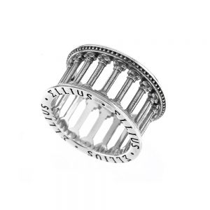 Roman Temple Woman Ring