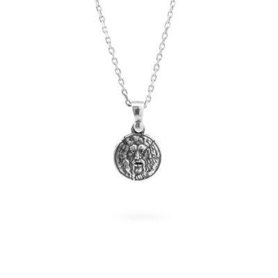 collana-bocca-della-verità-argento-invecchiato-gioielli-ellius-argento-verita