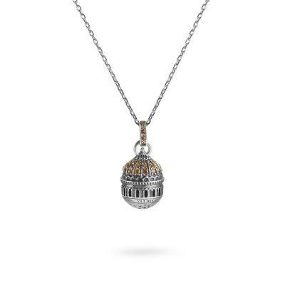 collana-cupola-cattedrale-mosca-donna-gioielli-argento-ellius