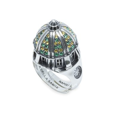 anello cupola santa maria della sanità napoli
