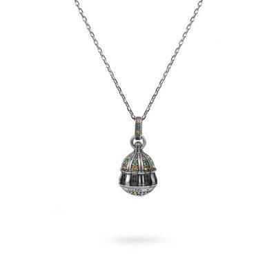 collana cupola minimal santa maria della sanità napoli