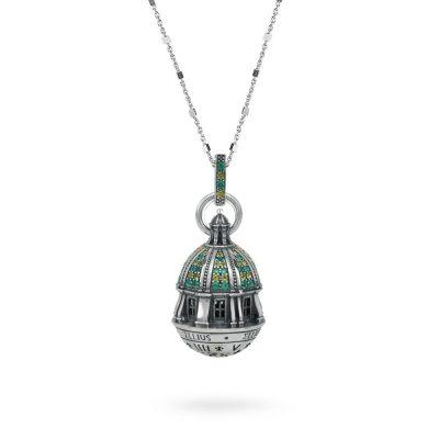 collana cupole santa maria della sanità napoli