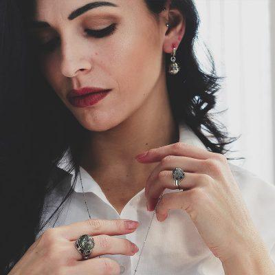 anelli e orecchini s. maria della sanità napoli