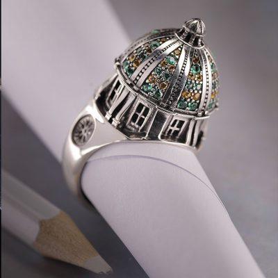 anello cupola s. maria della sanità napoli