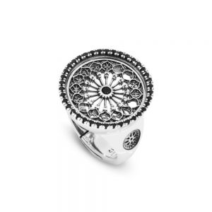 Rose Window Ring S. M. Annunziata | Otranto