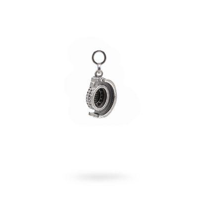 Charm Mitologia Colosseo gioielli argento Ellius orecchino