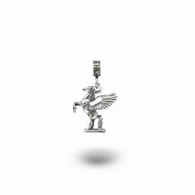 Charm Mitologia Pegaso gioielli argento Ellius