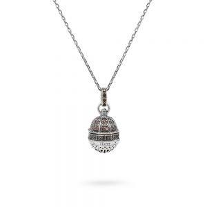 Minimal Dome Necklace S. Maria Maggiore | Bergamo
