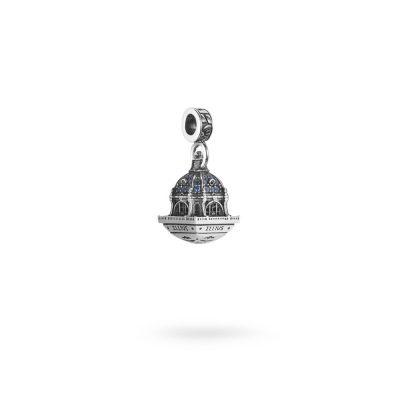 Charm Maglina Cupola Almudena Madrid gioielli argento Ellius