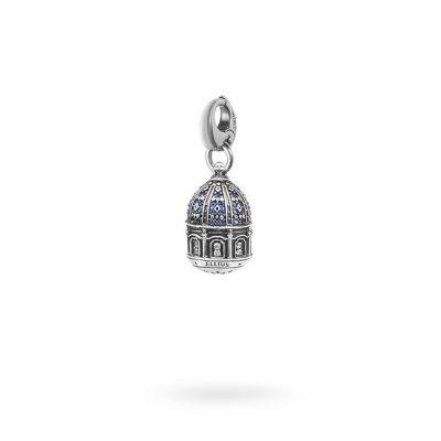 Charm Moschettone Cupola SantAntonio Corigliano Cosenza gioielli argento Ellius