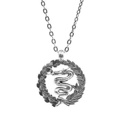 collana drago visconti uomo gioielli argento ellius
